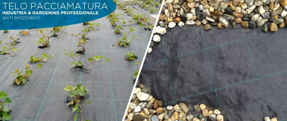 Telo pacciamatura - Pratik Ground Cover - Antialga