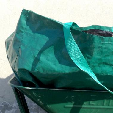 Wheelbarrow Bag - Sacco per carriola